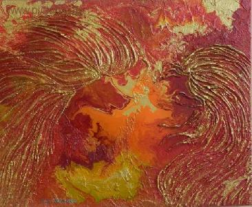liza wheeler - picturi, , abstract, pictura